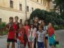 Návšteva skautskej skupiny, zboru Lišiak Vrútky, oddiel Františkov a zahraničná návšteva z Afriky - Konga